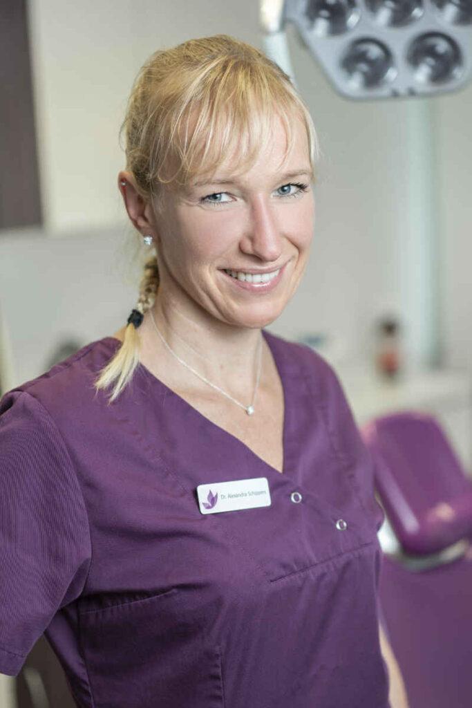 Dr. med. dent. Alexandra Hildegard Schippers